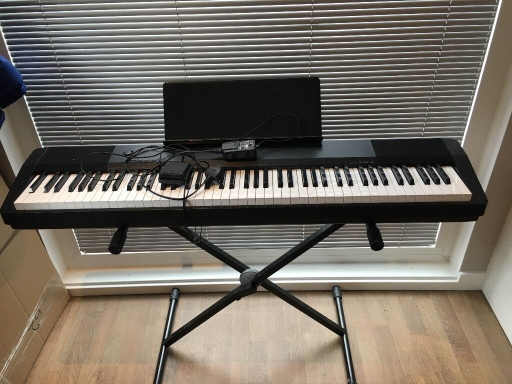 liverpool second hand casio cdp 130 digital piano full set in liverpool city centre. Black Bedroom Furniture Sets. Home Design Ideas