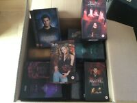 FREE Buffy and Angel Box sets (VHS tapes)