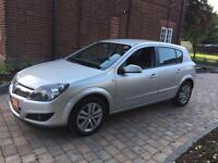 2008 Vauxhall Astra 1.6 SXI Timing belt replaced, 2 keys, just serviced!