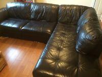 Corner sofa from csl