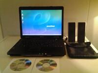emachines D620 and usb logitech speakers