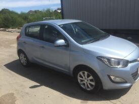 HYUNDAI I20 2014 EXCELLENT CONDITION MOT TILL MAY 2019