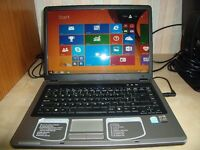 Advent 7109A laptop being sold as spares or repair only
