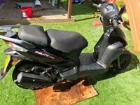 Kymco RS 50 ONLY 177 miles