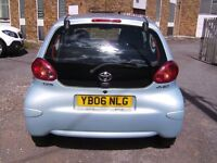 2006 TOYOTA AYGO LOW MILES DRIVES SUPERB