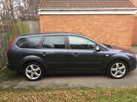 Ford Focus Estate Titanium 1.8tdci