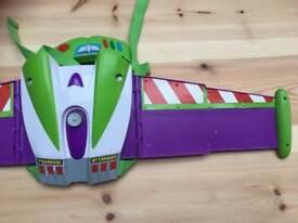 Toy Story Buzz Lightyear Talking Jet Pack Wings
