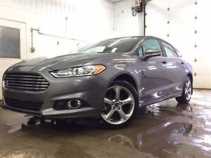 2014 Ford Fusion SE-HTD SEATS, LEATHER, NAV, AWD,