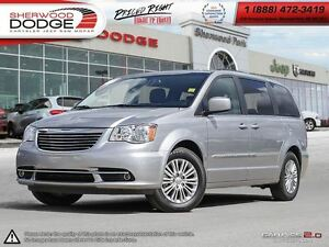 2016 Chrysler Town & Country Touring-L| 2ND/3RD ROW DVD| REMOTE