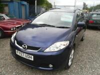 MAZDA 5 2.0 Sport MOT DECEMBER 2018. 7 SEATER FAMILY MPV �2595 (blue) 2007