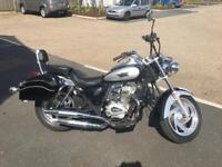 125cc Pioneer Texan