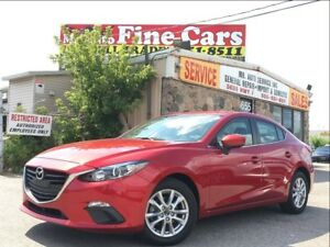 2016 Mazda MAZDA3 GS| Sky Active| Navigation|No accidents