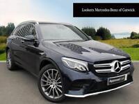 Mercedes-Benz GLC Class GLC 250 D 4MATIC AMG LINE PREMIUM (blue) 2016-09-09