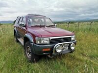 1993 Toyota Hilux Surf 2.4td Spares or Repair