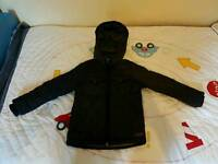 Boy quilted jacket from Zara age 6-7