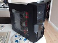 JDIT Gaming PC FX 6100 3.9 GHz 6-core, GeForce GTX 770, 8GB DDR3, 500 HDD, WIFI