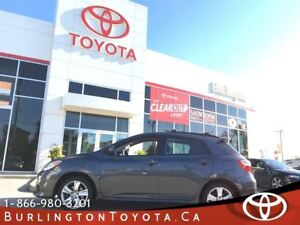 2012 Toyota Matrix SPORT ALL WHEEL DRIVE