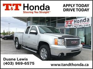2010 GMC Sierra 1500 SLT *No Accidents, 1 Owner, Leather Interio