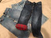 3x jeans 18-24 months