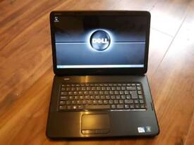Dell intel dual core 3gb ram 320gb hhd laptop webcam hdmi excellent condition