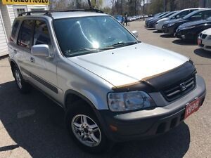 1998 Honda CR-V EX/AWD/AUTO/LOADED/ALLOYS