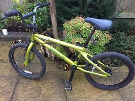 Kobe twentyfive-nine bmx bike