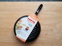 NEW - TEFAL OPTIMAL 28CM GRILL PAN. RRP: £30. BARGAIN