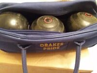 Set of 3 Drakes pride Bowls