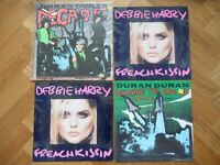 Stephan Sprouse Andy Warhol Design Cover Blondie Debbie Harry Duran Duran Decade Art