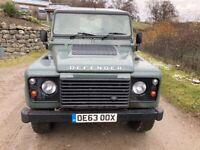Land Rover, DEFENDER, Panel Van, 2014, Manual, 2198 (cc)