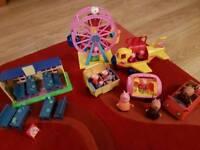 Peppa big toy bundle