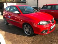 Seat Ibiza 1.8 20V Turbo FR 150 3dr for Sale - Just been serviced