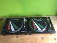 Jb systems turntables