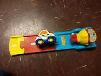 Toot Toot car launcher!