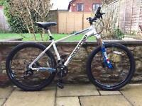 Boardman comp txc mountain bike will post