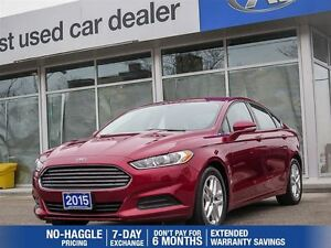 2015 Ford Fusion SE |NAV |REARVIEW CAMERA In Toronto