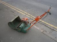 suffolk colt petrol motor mower
