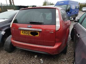 Ford Focus MK 4 Estate Tailgate in Red inc Glass 2008+