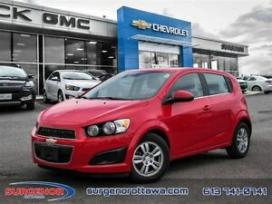 2016 Chevrolet Sonic 5-Door LT - 6AT - $101.18 B/W