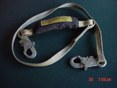 Sala Dbi Fall Arrest Fall Protection Gear Safety Ez Stop Ii 6 Foot Lanyard