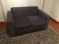 ***DFS 2 seat GREY SOFA - LOVELY CONDITION