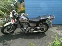 Huoniao vixen 125cc