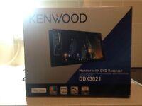 KENWOOD DVD DOUBLE DIN