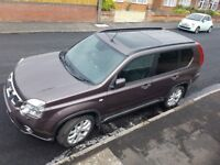 Nissan x trail tekma 174 2011 immaculate 2nd ownerpurchased from dealer at 6 months old