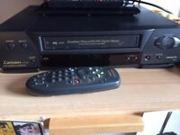 Mitsubishi VHS player