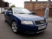 Audi a4 3.0 litre sport 6 speed manual 2003 convertible full service history excellent condition