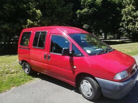 Peugeot Expert Diesel 1.9 Mobility Vehicle| Ramp Winch 4 Seats £1350