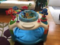 Baby Einstein Activity Saucer / Activity Centre