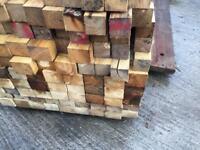 CHEAP 3x3 / 4x3 Timber Post 2.4M CHEAP