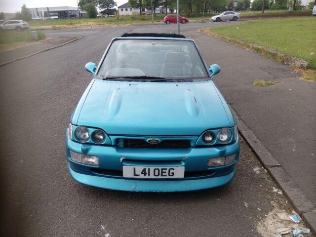 GENUINE FORD ESCORT RS2000 BONNET | in Govan, Glasgow ...